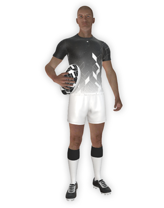 Full Rugby Kit Solution